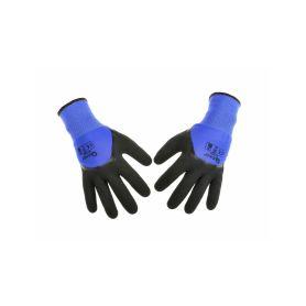 GEKO G73565 Ochranné pracovní rukavice 3/4, pěnový latex velikost 8 Pracovní rukavice