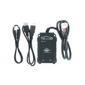 55USBTY002 Connects2 - ovládání USB zařízení OEM rádiem Toyota/AUX vstup USB adaptéry Connects2