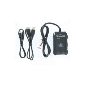 Connects2 - ovládání USB zařízení OEM rádiem Mazda/AUX vstup