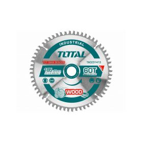 TOTAL-TOOLS TAC231413 Kotouč pilový, 185mm, 60T, industrial Pilové kotouče