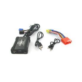 55USBAD003 Connects2 - ovládání USB zařízení OEM rádiem Audi/AUX vstup USB adaptéry Connects2