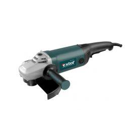 EXTOL-INDUSTRIAL EX8792009 Bruska úhlová, otočná rukojeť, 2350W, 230mm, IAG 23-230 SR Brusky