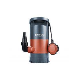 EXTOL PREMIUM Čerpadlo na znečištěnou vodu 3v1, 900W, 13000l/h, 10m, SP 900, 8895013 EXTOL-PREMIUM