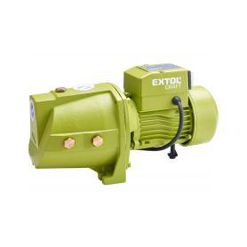 EXTOL-CRAFT EX414262 Čerpadlo el. proudové, 500W, 3080l/hod Čerpadla