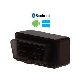 SIXTOL Autodiagnostika SX1 bluetooth černá, Android (zdarma SX OBD aplikace) SIXTOL