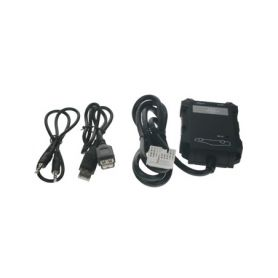 Connects2 - ovládání USB zařízení OEM rádiem Honda/AUX vstup