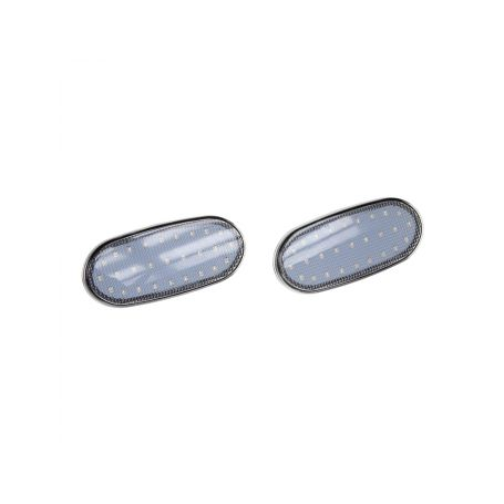 96MC04 LED dynamické blinkry Mercedes oranžové Sprinter, VW Crafter LED blinkry
