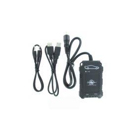 55USBHY002 Connects2 - ovládání USB zařízení OEM rádiem Hyundai/AUX vstup USB adaptéry Connects2