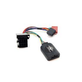 CarClever Connects2 - ovládání USB zařízení OEM rádiem Nissan/AUX vstup 1-55usbns001