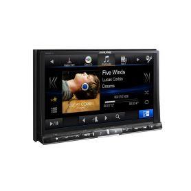 Alpine X800D-U Pevné GPS navigace
