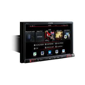 Alpine X802D-U Pevné GPS navigace