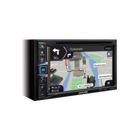 Alpine INE-W611DC Pevné GPS navigace