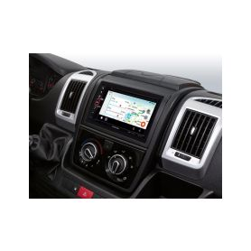 Zpětné zrcátko se záznamníkem jízdy, VW, Škoda RM LCD BDVR VW2 - 1