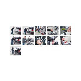 Inbay® - bezdrátové nabíjení do auta ACV 2-870305 ACV 870305 Inbay® Qi nabíječka Suzuki Swift (10-17)