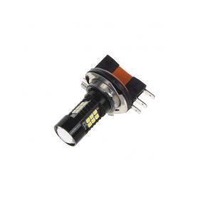 95H15-21 LED H15 bílá, 12V, 21LED/3030SMD Patice H15,H16