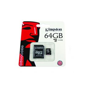 Kingston KINGSTON mikro SDXC karta SD CARD 64GB 5-sd-card-64gb