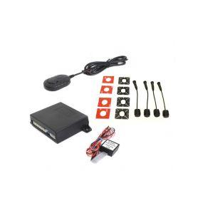 STEELMATE Parkovací asistent Steelmate s CAN modulem PTS410-VW BTI