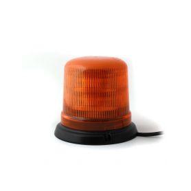 JULUEN Oranžový maják s 3-bodovým úchytem, 10LED, B14-3B-A