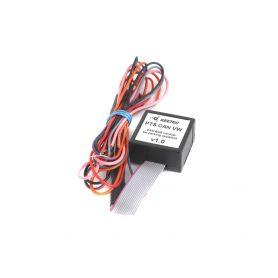 Klasické záznamové kamery inCarDVR 2-229004 inCarDVR 229004 DVR kamera HD, Wi-Fi univerzální