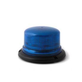 JULUEN Modrý maják s 3-bodovým úchytem, 8LED, B16-3B-B