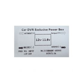 Kamery pro daný typ vozu inCarDVR 2-229200 inCarDVR 229200 DVR kamera Jeep Renegade