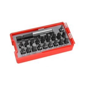 EXTOL-PREMIUM EX8819640 Hroty, sada 20ks, magnetický držák hrotů, CrV Nářadí výprodej
