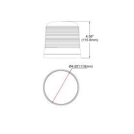 Montážní kabely ACV 2-232283 ACV 232283 LK-35 instalační sada pro zesilovač