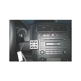 701182 x GSM konzole pro VW Polo 2006- Instalační konzole