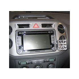 701183 GSM konzole pro VW Golf Plus a Tiguan 2008- Instalační konzole