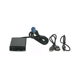 55USBPG010 Connects2 - ovládání USB zařízení OEM rádiem Peugeot, Citroen/AUX vstup USB adaptéry Connects2