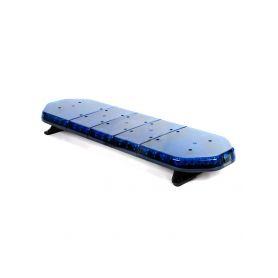 JULUEN Rampa Legion Fit, modrá, 109cm, 4x rohový modul, 12-24V, modrý kryt L06F-4340-BB