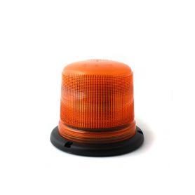 JULUEN Oranžový maják s 3-bodovým úchytem, 15 LED, B18-3B-A