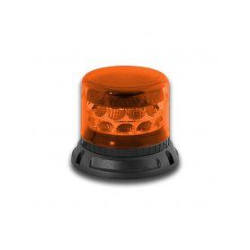 911 SIGNAL LED výstražný maják, 24LED, 12-24V, 3-bodový úchyt, R65, oranžový 911C24-A