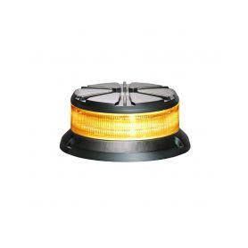 911 SIGNAL LED výstražný maják, 24LED, 12-24V, 3-bodový úchyt, R65, oranžový, 911FD24-A