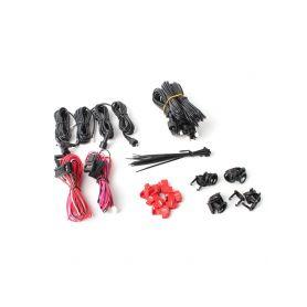2 DIN plastové adaptéry METRA 2-372804-d METRA 372804 D Rámeček 2DIN autorádia Fiat 500