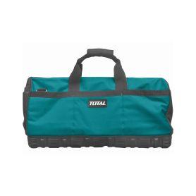 TOTAL-TOOLS THT16241 Taška na nářadí, 61cm, plastové dno, industrial Kufry a pořadače nářadí
