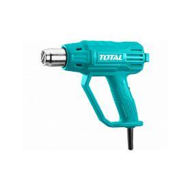 TOTAL-TOOLS TB20036 Pistole horkovzdušná, 2000W Pistole elektro nářadí