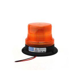 ECCO SAFETY GROUP Výstražný LED maják, 3-bodový úchyt, 12-80V, oranžový 6465-A