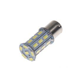 95123 LED BAU15s bílá, 12V, 27LED/3SMD - 1