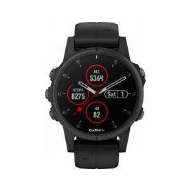 Garmin Fenix 5s Plus Sapphire Black + Black band Chytré hodinky