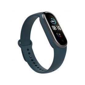 Xiaomi Mi Band 5 náhradní náramek - Dark Blue Chytré hodinky