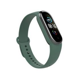 Xiaomi Mi Band 5 náhradní náramek - Green Chytré hodinky