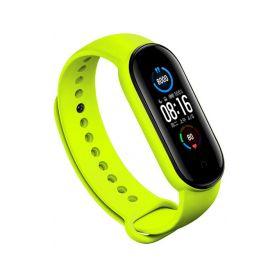 Xiaomi Mi Band 5 náhradní náramek - Light Green Chytré hodinky