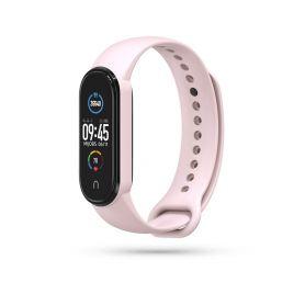 Xiaomi Mi Band 5 náhradní náramek - Light Pink Chytré hodinky