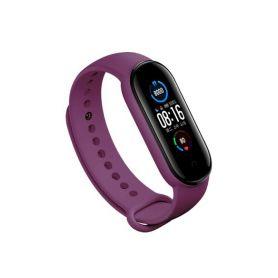 Xiaomi Mi Band 5 náhradní náramek - Purple Chytré hodinky