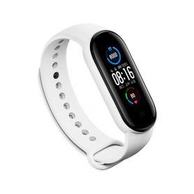 Xiaomi Mi Band 5 náhradní náramek - White Chytré hodinky