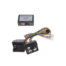 CBS05 Převodník signálu CAN 1.62.0 pro RNS-510 s TV free CAN-Bus simulátory