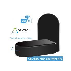CEL-TEC 1612-026 Black Box FHD 180 WiFi Pro IP kamery