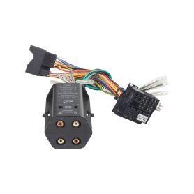 Antény, adaptéry, anténní kabely  1-66553 Anténní adaptér-napájení GT13/DIN -NISSAN 66553