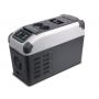 Lehká, skladná a výkonná autochladnička, adaptér na 230V
